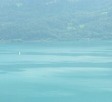 Lake Thun by James Banks