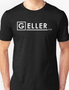 Dr Ross Geller Ph.D  x House M.D. T-Shirt