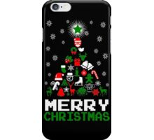 Ornament Merry Christmas Tree iPhone Case/Skin