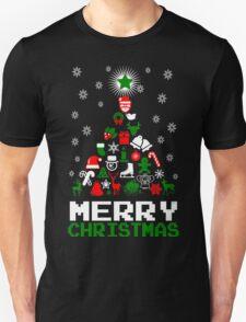 Ornament Merry Christmas Tree T-Shirt