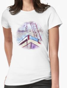 George st Womens Fitted T-Shirt