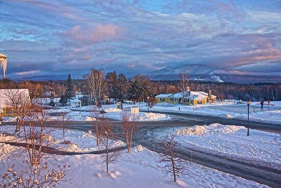 Winter light ! by Nancy Richard