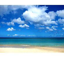Beach Life Photographic Print