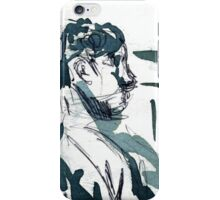 sunny chair  iPhone Case/Skin