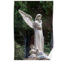 Silent Angel Poster