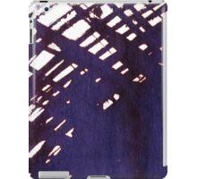 scruffily cross hatched iPad Case/Skin