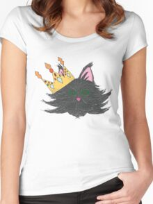 Glamour Puss Women's Fitted Scoop T-Shirt