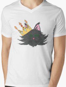 Glamour Puss Mens V-Neck T-Shirt