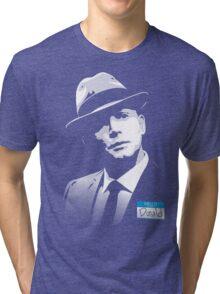 Remember September [Nametag Variant] Tri-blend T-Shirt