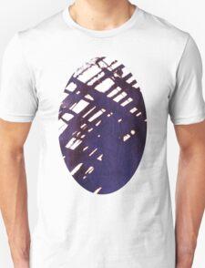 scruffily cross hatched T-Shirt