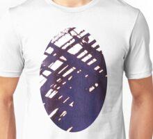 scruffily cross hatched Unisex T-Shirt