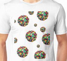 Paint Blobs Unisex T-Shirt