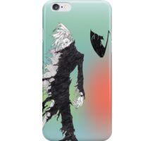 iSketch - Vermilion iPhone Case/Skin