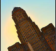 City Hall. Buffalo, NY by Wildflower77