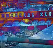 Commercial Slip. Buffalo, NY by Wildflower77