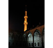 From the Minaret Photographic Print
