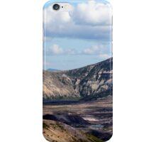 Lake and mountain view near Johnston's Ridge 2 iPhone Case/Skin