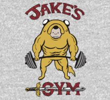 Jake's Gym by AustinJames
