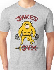 Jake's Gym Unisex T-Shirt