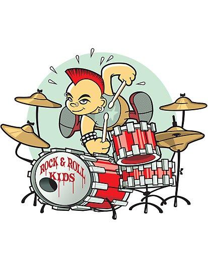 Rock N Roll Kids by ullilange