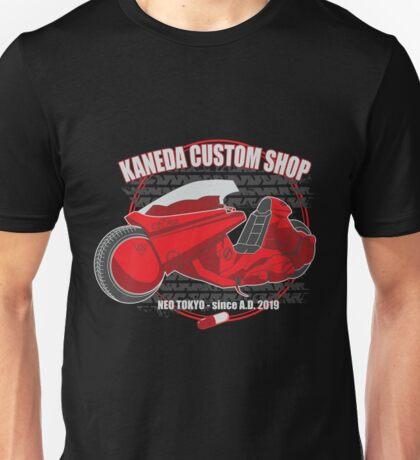 Kaneda Custom Shop Unisex T-Shirt