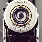 Vintage Kodak by Bethany Helzer