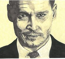 John Dillinger - Public Enemies by Tony Heath