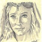 Galadriel - Lady of Light by Tony Heath