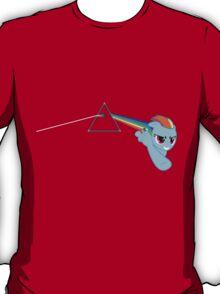 Rainbow Dash Pink Floyd T-Shirt