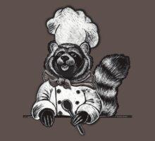 The Raccoonbear Diet One Piece - Short Sleeve