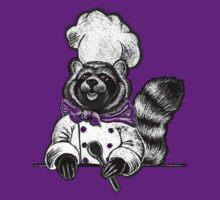 The Raccoonbear Diet T-Shirt