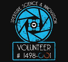 Aperture Volunteer Unisex T-Shirt