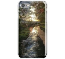 Following another road iPhone Case/Skin