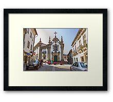 Capela das Malheiras Framed Print