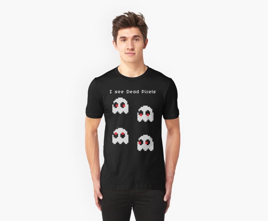 Dead Pixels by DarkChoocoolat