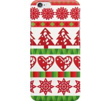 Christmas Decorations iPhone Case/Skin