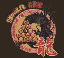 Dragon Snooker Club by DarkChoocoolat