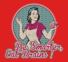 Eat Brains One Piece - Short Sleeve