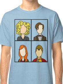 I like families, families are cool Classic T-Shirt