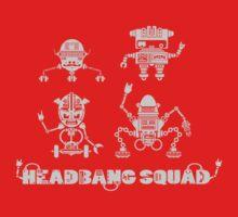 HeadBang Squad One Piece - Short Sleeve