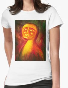 Detente Womens Fitted T-Shirt
