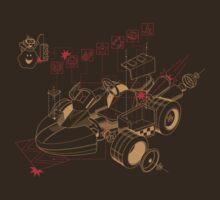 Kart Explosion by DarkChoocoolat