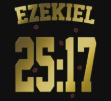 Ezekiel 25:17 by ikado