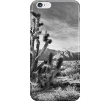 Joshua Tree, Red Rock Canyon National Conservation Area, Nevada iPhone Case/Skin