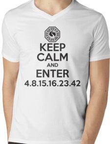 Dharma Propaganda Mens V-Neck T-Shirt