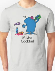 Mister Cocktail T-Shirt