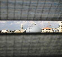 A Sneak Peek at Jerusalem by antoineguil