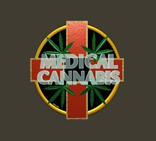 Medical Marijuana cures from Valxart.com  Womens Fitted T-Shirt