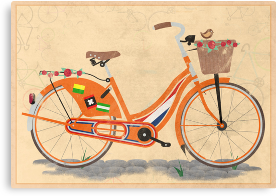 Love Holland, Love Bike by Andy Scullion