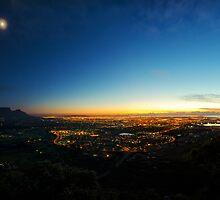 Cape Sunrise by Dan Edwards